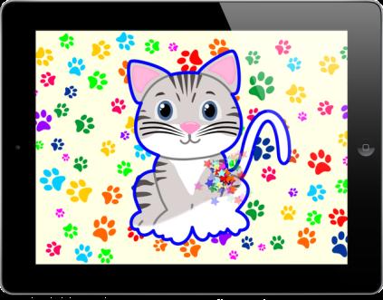 LA_iPad_Cat