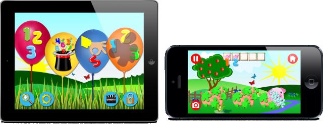 Screenshot Ipad iPhone